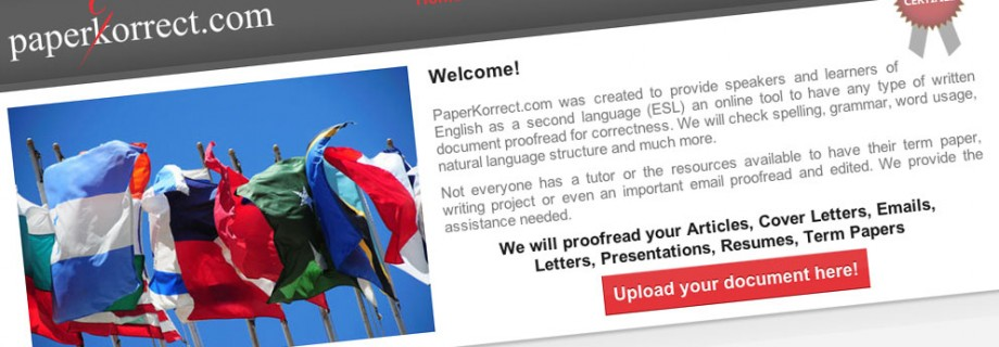 Paper Korrect